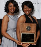 Minority Entrepreneurs of the Year – Gerdie Rene and Stacey Ciceron, Sankofa Salon (York SBDC)