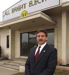Howard Hellman of All Bright Electric